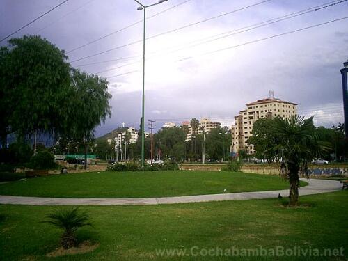 Parque Abaroa