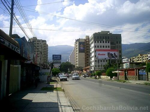 Avenida Santa Cruz