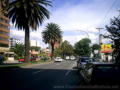 Avenida Simón Bolívar