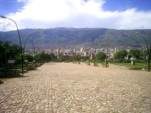 Colina San Sebastián