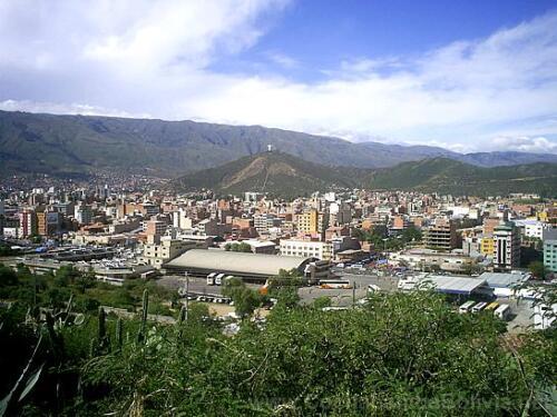 Desde la Colina San Sebastián