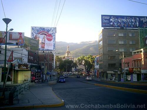 Avenida General Galindo